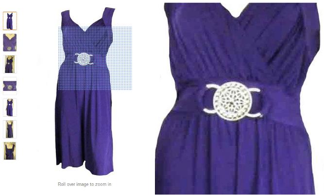 dress zoom