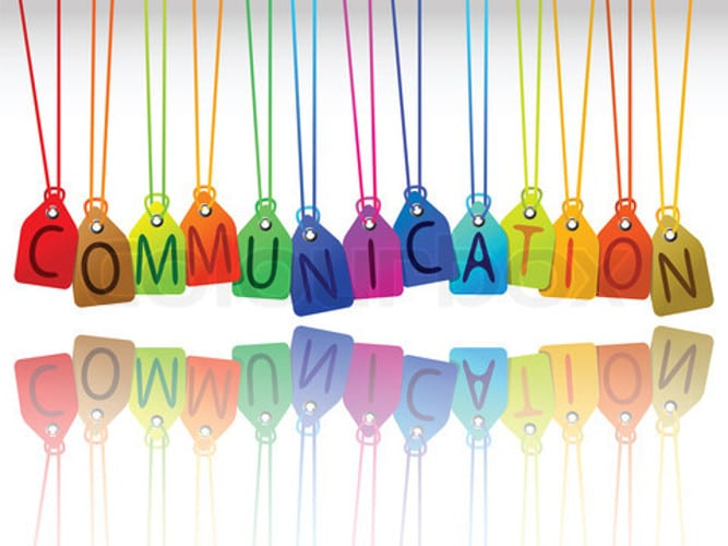 communication blog article