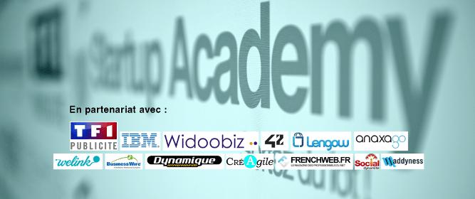 Startup Academy Lengow partenaire