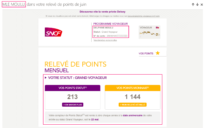 Blog Tribune SNCF