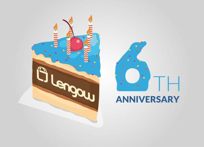 Lengow Celebrates Its 6th Birthday