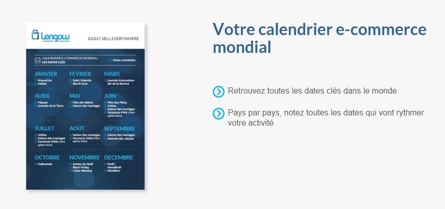 Les dates clés du e commerce en une fiche pratique