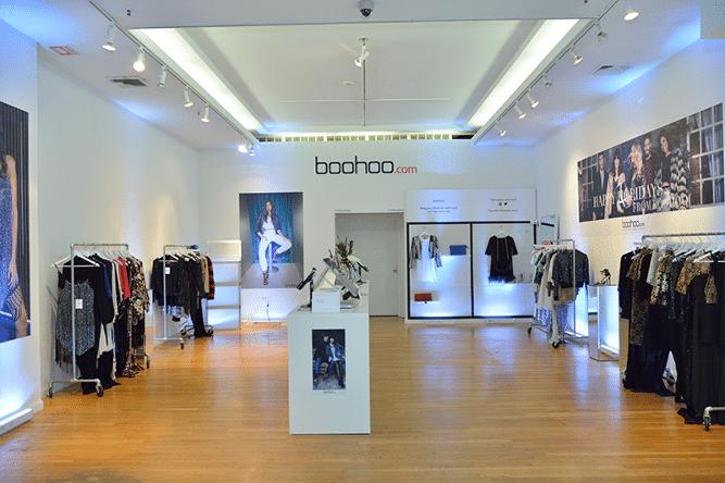 L'e-commerçant Boohoo ouvrira une boutique éphémère en plein coeur de Paris du 7 au 16 avril 2016