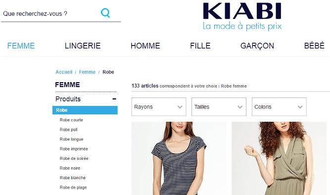 Kiabi_filtres