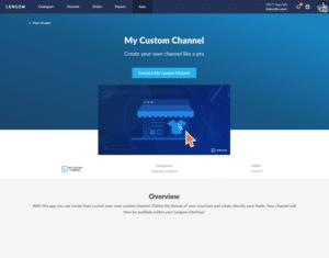 application_lengow_mycustomchannel
