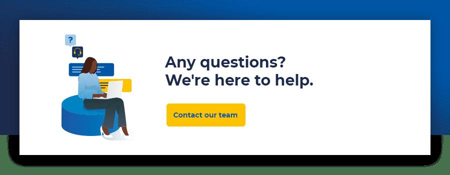 Demande de contact EN