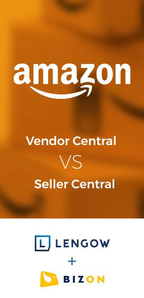 Guide Lengow Amazon Vendor et Seller Central