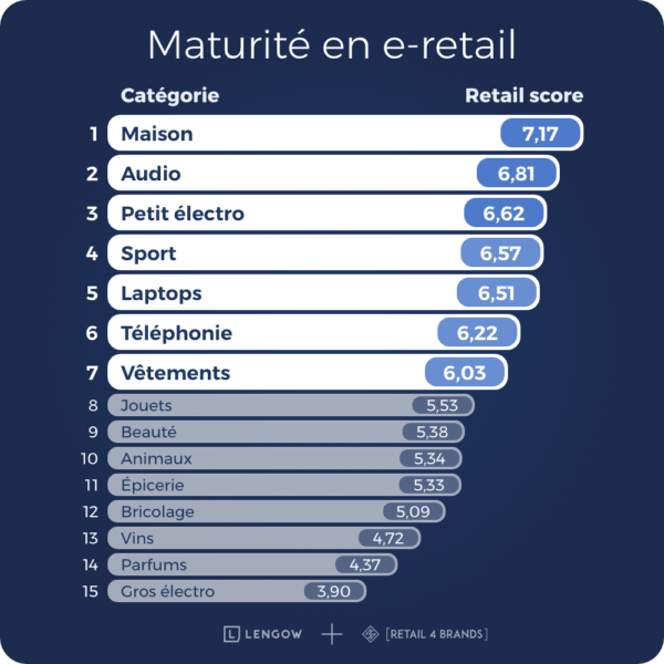 5 - Maturité e-retail